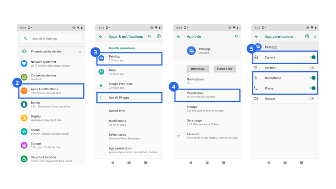 permissions-android